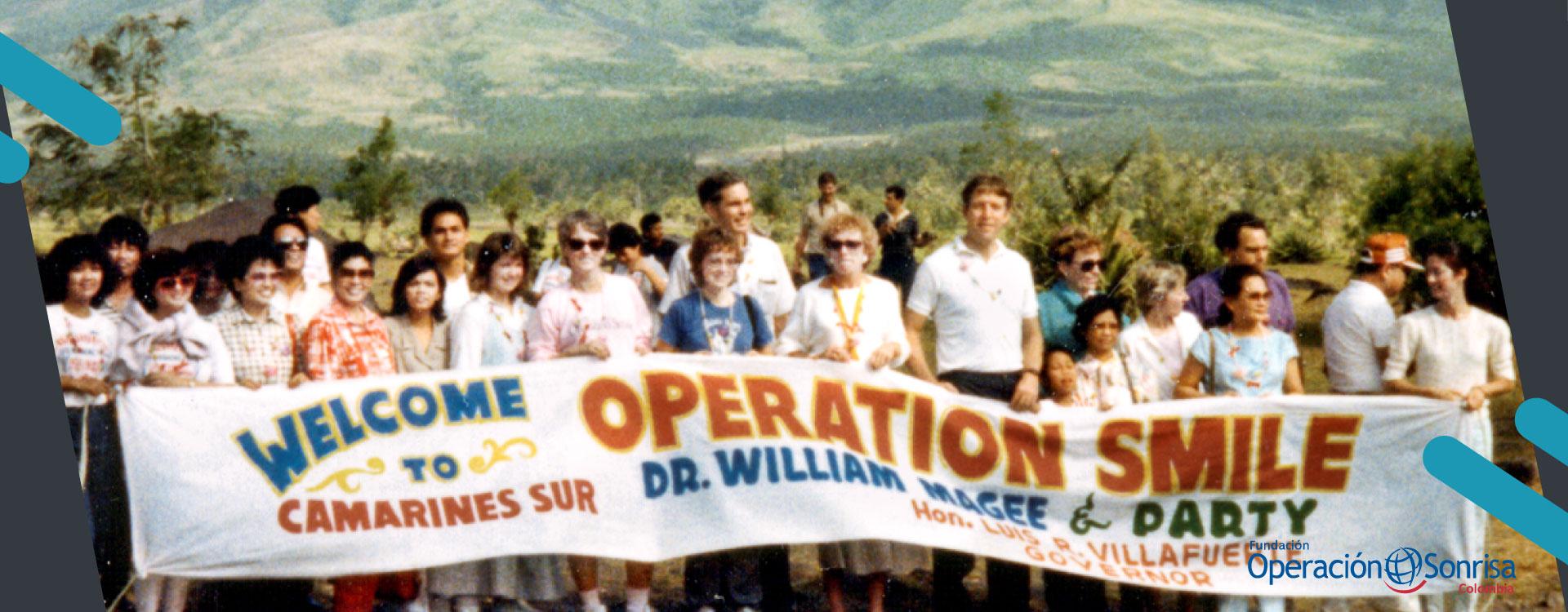 Nuestra historia en Operación Sonrisa Colombia