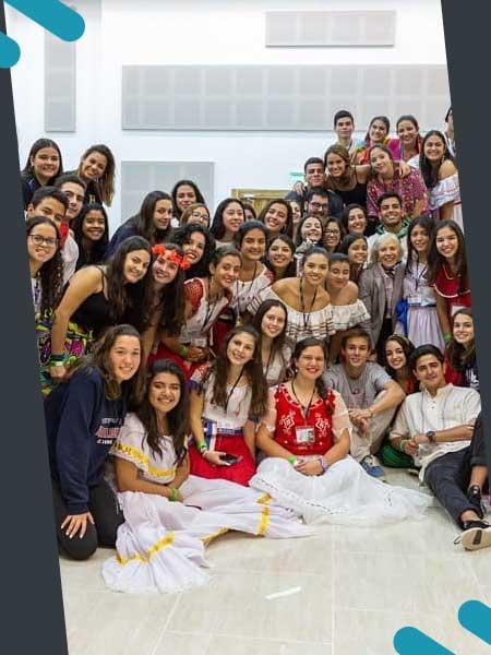 Club de Estudiantes en Operación Sonrisa Colombia