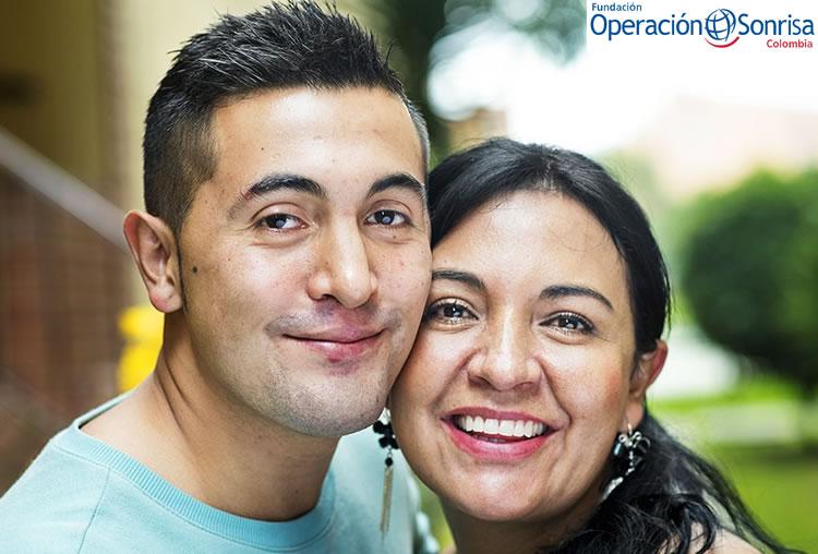 Para María, su hijo es su motor para pdoer cumplir todo lo que se proponga.