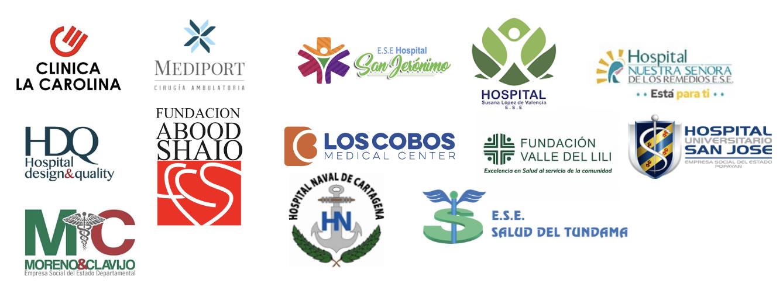 Clinicas y hospitales operacion sonrisa