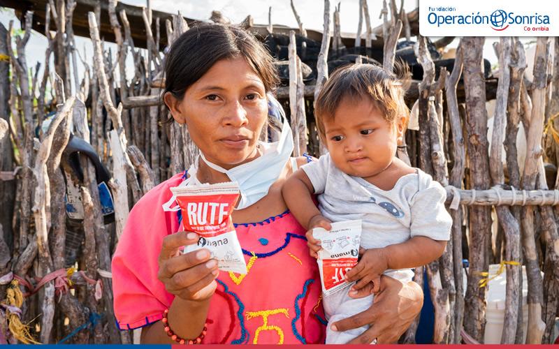 ¡Un envío histórico, está salvando vidas en Colombia!